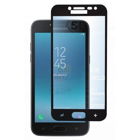 Стекло защитное skinBOX Full Screen для Samsung Galaxy J2 (2018)