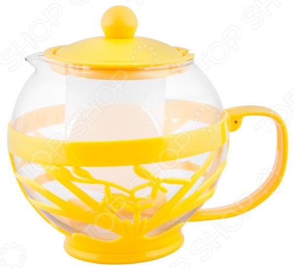 Чайник заварочный Miolla 1014098U чайник заварочный miolla с фильтром цвет фиолетовый прозрачный 750 мл dha021p a