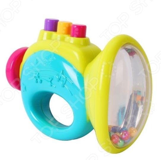 Игрушка-погремушка Huile Toys «Дудочка»