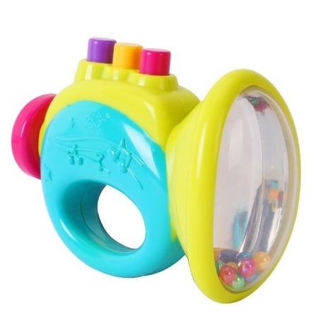Купить Игрушка-погремушка Huile Toys «Дудочка»