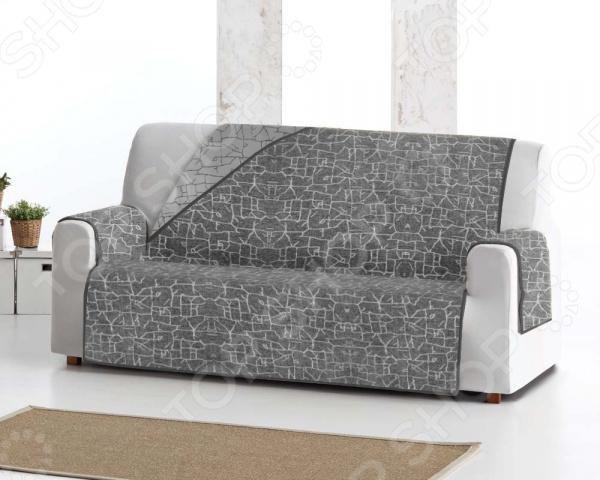 цены Накидка на широкий трехместный диван двухсторонняя Медежда «Одри»