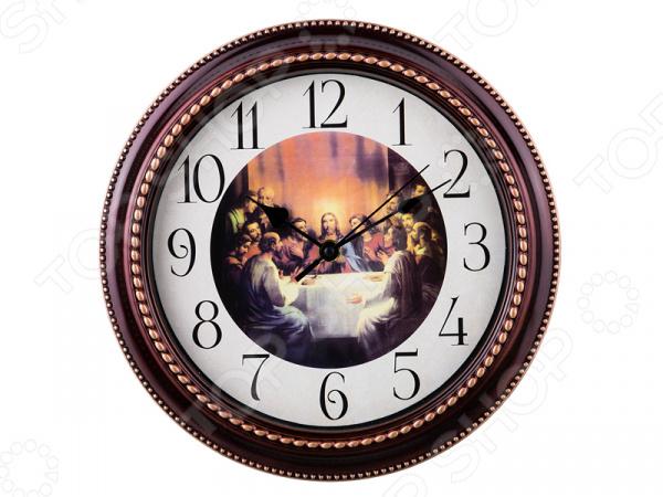 Часы настенные Lefard «Тайная вечеря» 220-248