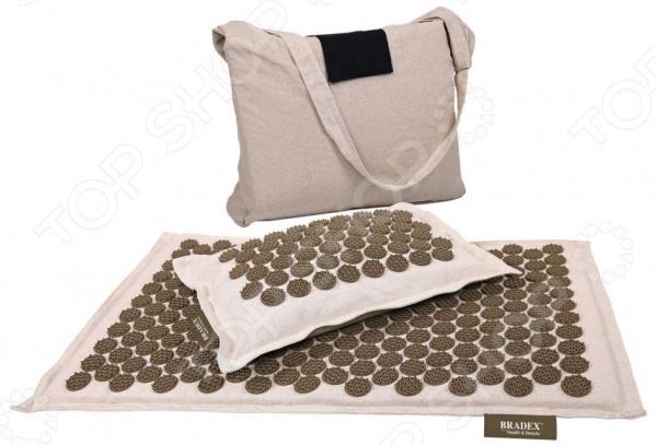 Набор ковриков для точечного массажа Nirvana