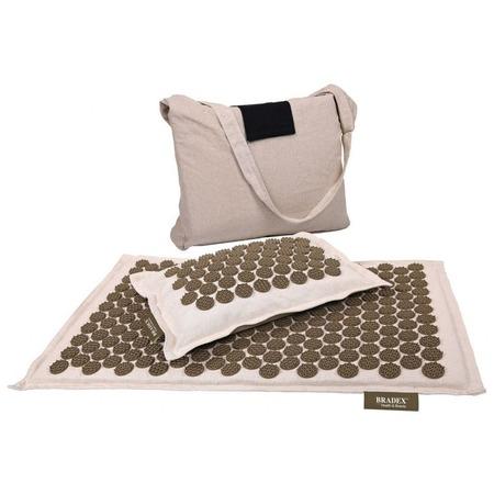 Купить Набор ковриков для точечного массажа Bradex Nirvana