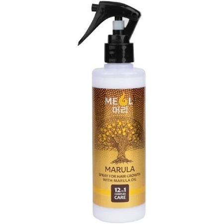 Купить Спрей для роста волос Meoli Complex Care with Marula Oil 12 in 1