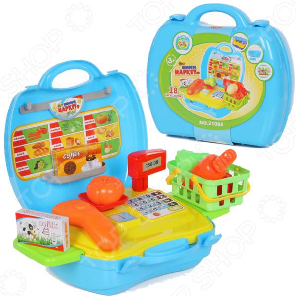 Игровой набор для ребенка Yako «Мини-Маркет» мониторы яндекс маркет