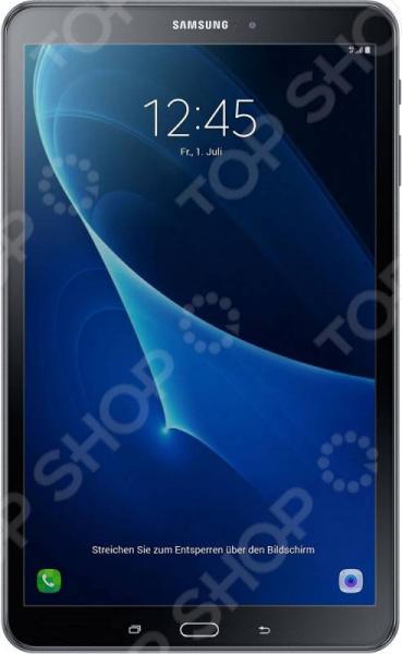 Планшет Samsung Galaxy Tab A SM-T585N планшет samsung galaxy tab a sm t585n 2gb 16gb 3g 4g android 6 0 белый [sm t585nzwaser]