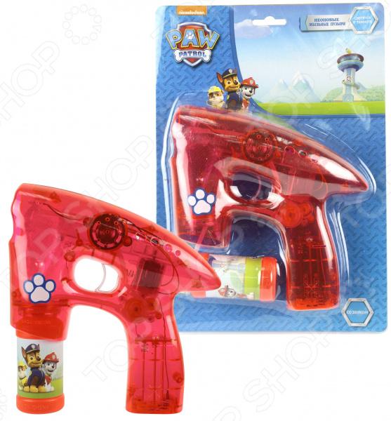 Набор для пускания мыльных пузырей 1 Toy «Щенячий патруль»