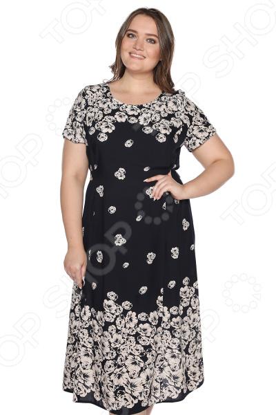 Платье Wisell «Нежная красота». Цвет: темно-синий sitemap 148 xml