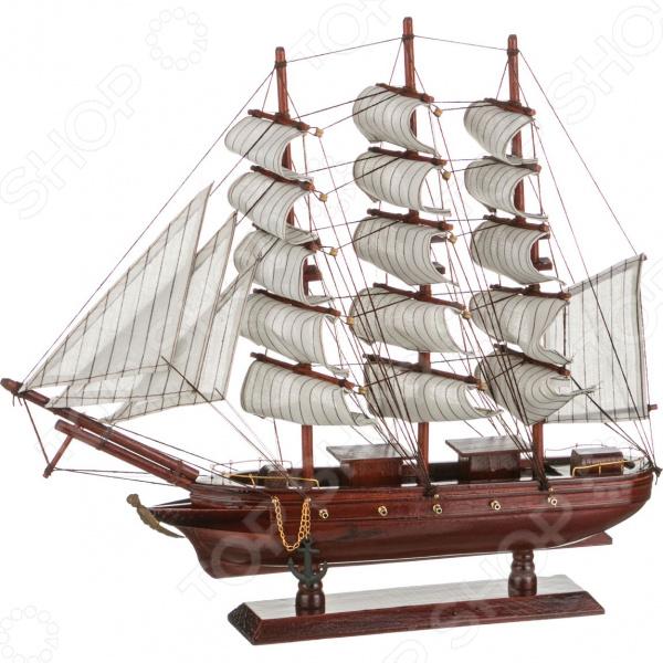 Модель корабля Arti-M «Парусник» 271-076 модель корабля русские подарки модель корабля