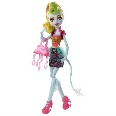 Купить Кукла Mattel Монстр Хай «Монстрические мутации. Лагунафайр»