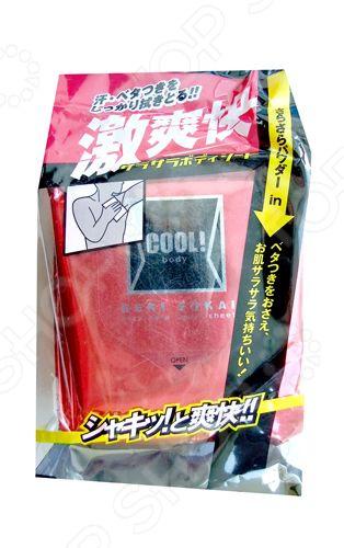 Салфетки влажные Showa Siko Cool! с ароматом ментола 4002871