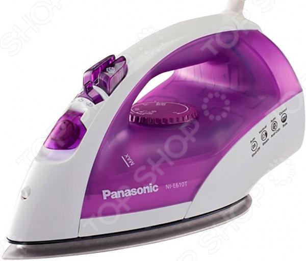 Утюг Panasonic NI E 610 TVTW