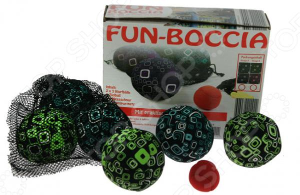 Игра на меткость Fun-Boccia