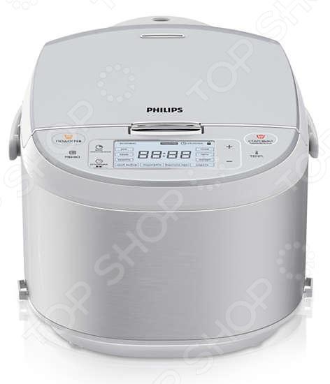 Мультиварка Philips HD3095/03 мультиварка philips hd3158 03 980вт 5л 17прог