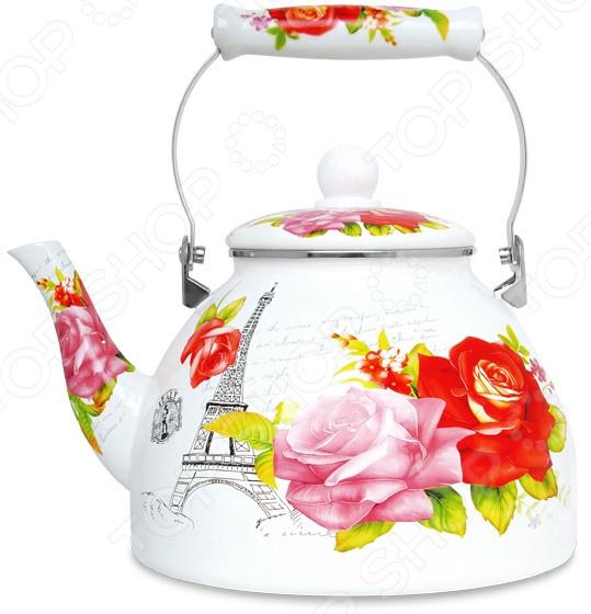Чайник эмалированный LARA LR00-33 чайник lara lr00 62