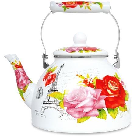 Купить Чайник эмалированный LARA LR00-33