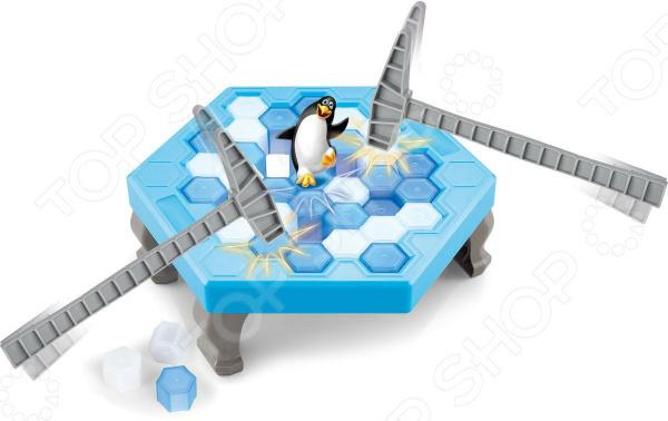 Игра настольная развивающая 1 Toy «Тонкий лед»