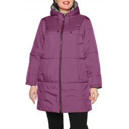 Куртка Гранд Гром «Погодные условия». Цвет: брусничный