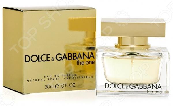 Парфюмированная вода для женщин Dolce and Gabbana The One dolce and gabbana платье от dolce and gabbana 74504 голубой