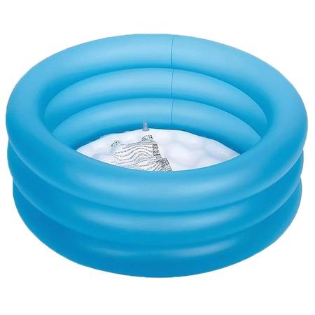 Купить Бассейн надувной Jilong Colorful 3-ring Pool JL017220NPF. В ассортименте