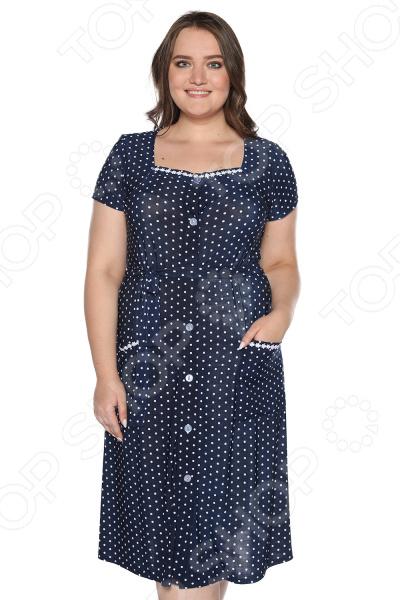 Платье Матекс «Дивный сон». Цвет: синий костюм матекс роскошная женщина цвет аквамарин