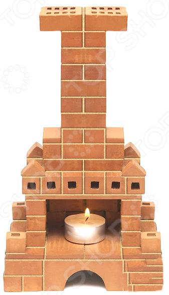 Конструктор из глины Brick Master «Кирпичики. Печка» печка на луаз