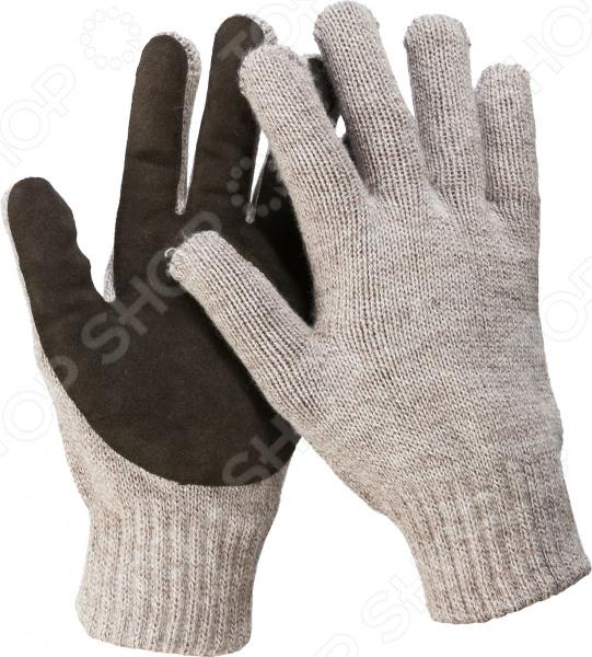 Перчатки рабочие утепленные Зубр «Профессионал. Тайга» перчатки утепленные зубр 11468 s флис подкладка спилк наладонник акрил полушерсть s m