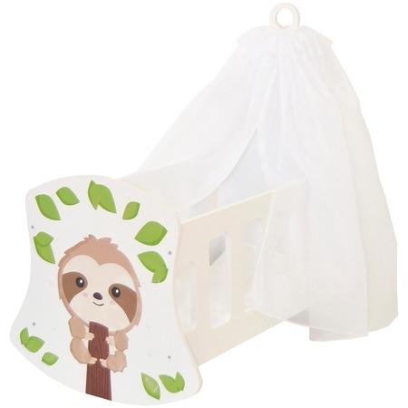 Купить Колыбель для куклы с балдахином PAREMO «Крошка Леви»
