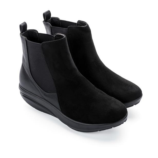 фото Ботинки женские Walkmaxx Стильный Комфорт. Цвет: черный