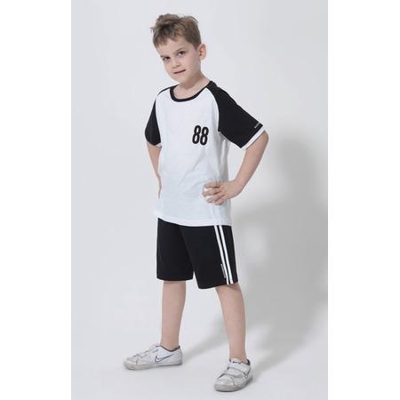 Купить Пижама для мальчика BlackSpade 7030. Цвет: черный