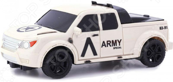 Машинка на радиоуправлении Taiko «Джип военный» taiko джип на радиоуправлении 0144