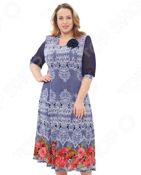 Платье Blagof «Камелия». Цвет: красный 200 здоровых навыков которые помогут вам правильно питаться и хорошо себя чувствовать