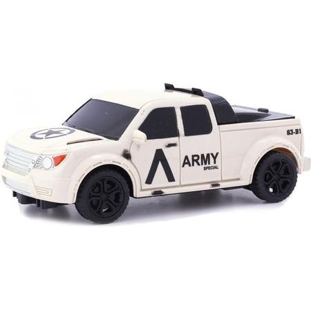 Купить Машинка на радиоуправлении Taiko «Джип военный»