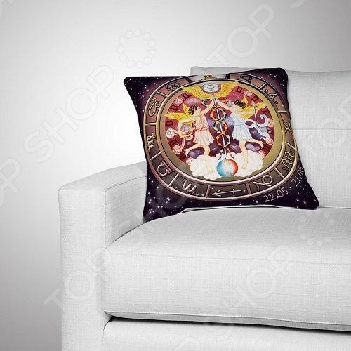 Подушка декоративная МарТекс «Близнецы»