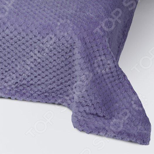 Плед Ecotex Elegance. Цвет: лавандовый кровать из массива дерева xuan elegance furniture