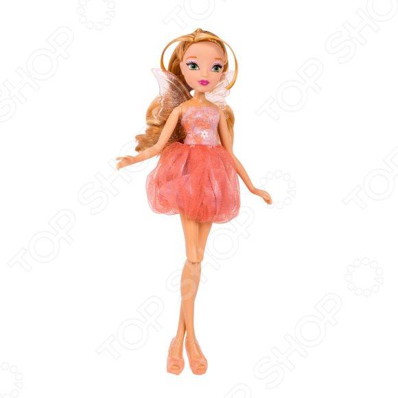 Кукла Winx Club «Бон Бон. Флора»