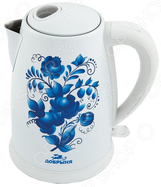 Чайник DO-1214«Гжель»