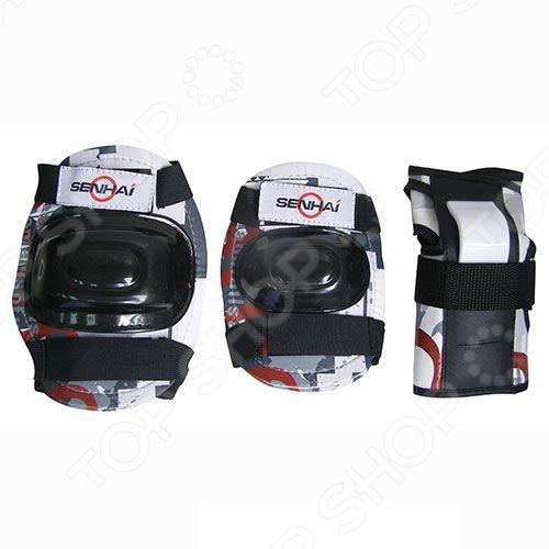 PWM303 Комплект защиты для роликовых коньков Action PWM-303