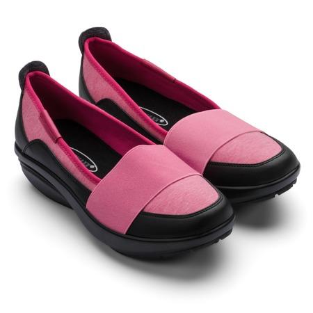 Купить Балетки спортивные Walkmaxx Comfort 2.0. Цвет: фуксия