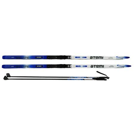Купить Комплект лыжный Atemi Escape 2014 STEP NNN