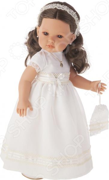 Кукла Munecas Antonio Juan «Белла: Первое причастие» кукла munecas antonio juan белла первое причастие брюнетка в кремовом 2800br
