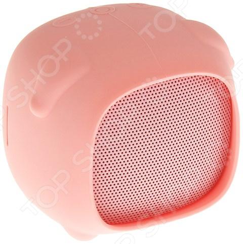 Фото - Система акустическая портативная Media Gadget Sweet Things PAS-ST100 PIGGY проводной и dect телефон foreign products vtech ds6671 3