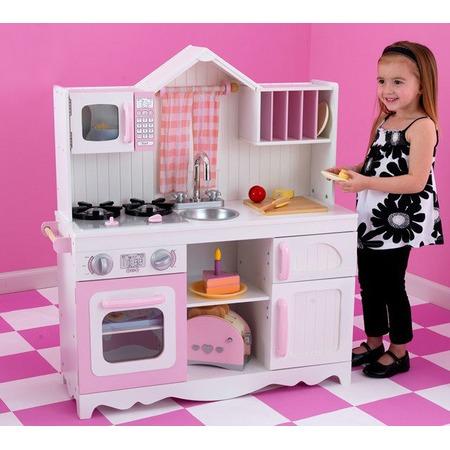 Купить Кухня детская с аксессуарами KidKraft «Модерн»