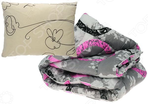 Комплект для сна: одеяло и подушка AirSoft. В ассортименте
