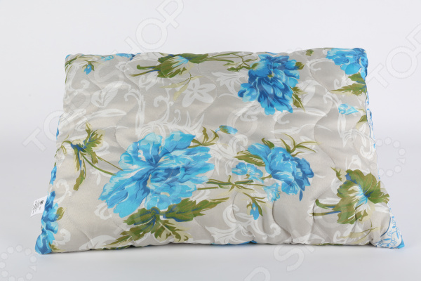 Zakazat.ru: Подушка «Дачная. Синие пионы»