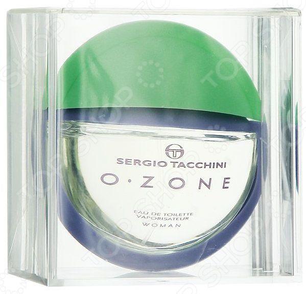 Туалетная вода для женщин Sergio Tacchini Ozone туалетная вода sergio tacchini туалетная вода ozone man 30 мл