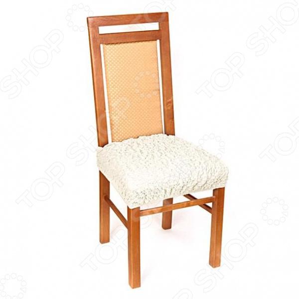 Уют вашей квартиры в первую очередь зависит от мебели. Именно она формирует внешний облик комнаты, влияет на температуру, влажность и особенно на настроение человека. От ее цвета и материала зависит ваше расположение духа. Если вам надоел внешний вид ваших стульев или они не вписывается в новое оформление интерьера обновите их! Все значительно проще, чем вам может показаться, если вы приобретете натяжной чехол на сиденье стула Модерн. Шампань . Новая жизнь старых стульев Обновлять интерьер приятно и весело, особенно если это не требует особых усилий и затрат. Хотите иметь возможность менять внешний вид своей мебели в зависимости от сезона, настроения или по случаю праздника Воплотить ваши творческие задумки в жизнь поможет универсальный еврочехол из коллекции Модерн , разработанный специально для мягкой мебели.  Обивка стула со временем все равно утрачивает свой первоначальный внешний вид. Случайное пятно, протертая ткань или деяния домашних питомцев очень быстро приведут мебель в негодность, из-за которой будет стыдно приглашать в дом гостей. В это случае нужно или покупать новую мебель, или менять обивку сиденья. Менять обивку самостоятельно трудоемкий процесс, с которым не каждый мастер справляется на 100 . Но, есть третий вариант приобрести натяжные еврочехлы!  Возможности использования этой модели впечатляют:  защита от протирания, загрязнения и выгорания ткани;  ткань не позволяет животным точить об нее когти;  новый декор для старой мебели ;  обновление интерьера;  объединение разных кресел, стульев и диванов в один ансамбль. Универсальная технология Весь секрет натяжного чехла в его запатентованной технологии bielastico . Ткань изделия пронизана эластичными нитями, позволяя растягивать чехол во все стороны. Еврочехол подойдет для сиденья любого стула, вне зависимости от его формы и конфигурации. Чехол можно сравнить с капроновыми колготками, которые идеально обтягивают любую форму. Ваш стул в еврочехле будет выглядеть великолепно, будто чехол шили на заказ п