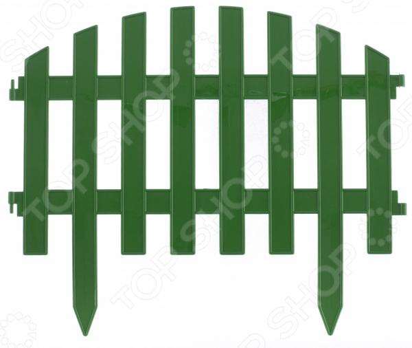 Забор декоративный PALISAD «Винтаж» забор декоративный palisad кантри 65003