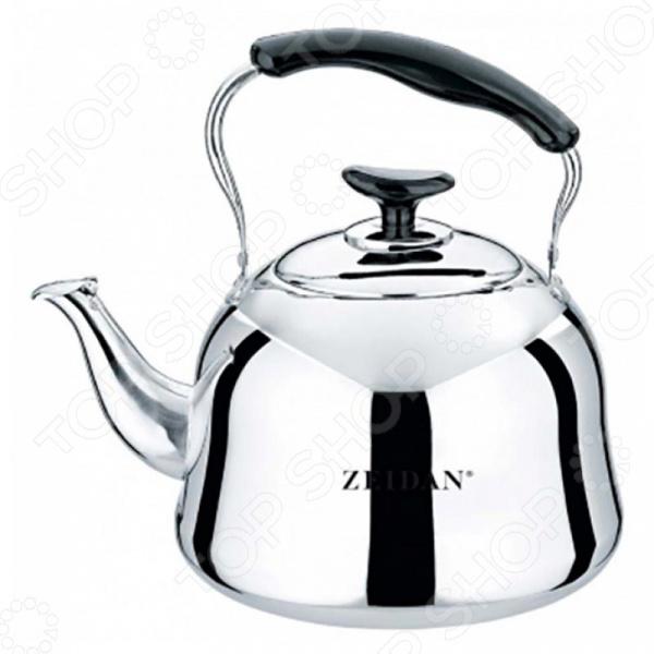 купить Чайник со свистком Zeidan Z-4152 по цене 850 рублей